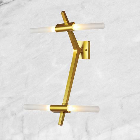 Золотая бра, фото 2