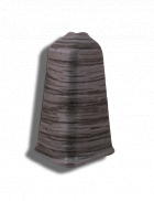 Углы наружные для плинтуса ПВХ Декор Пласт 67