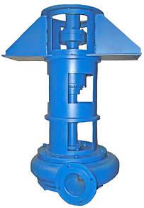 Насос  ВШН-150/30 шламовый вертикальный