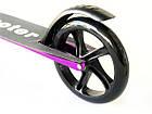 Самокат на больших колесах Scooter Pro 109-C3 | Фиолетовый, фото 3