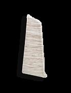 Заглушка правая и левая для плинтуса ПВХ Декор Пласт 67