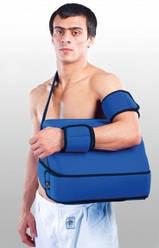 Бандаж для плечового суглоба і руки з відвідної подушкою РП-6У-45° UNI