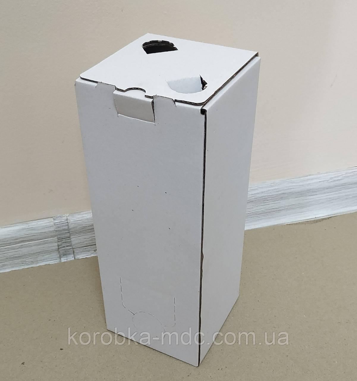"Коробка БЕЛАЯ 2 л ""УНИ"" полуглянец"