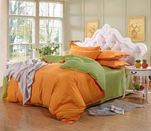Позитивное оранжевое постельное белье!!!