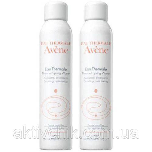 Набор Avene Thermal spring water Авен Термальная вода для всех типов кожи.