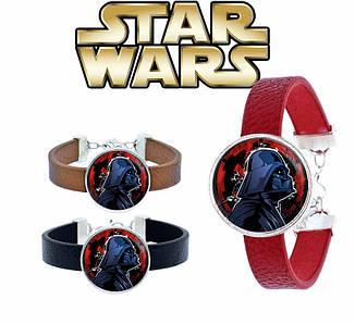 """Браслет Звездные войны """"Дарт Вейдер-3"""" / Star Wars"""