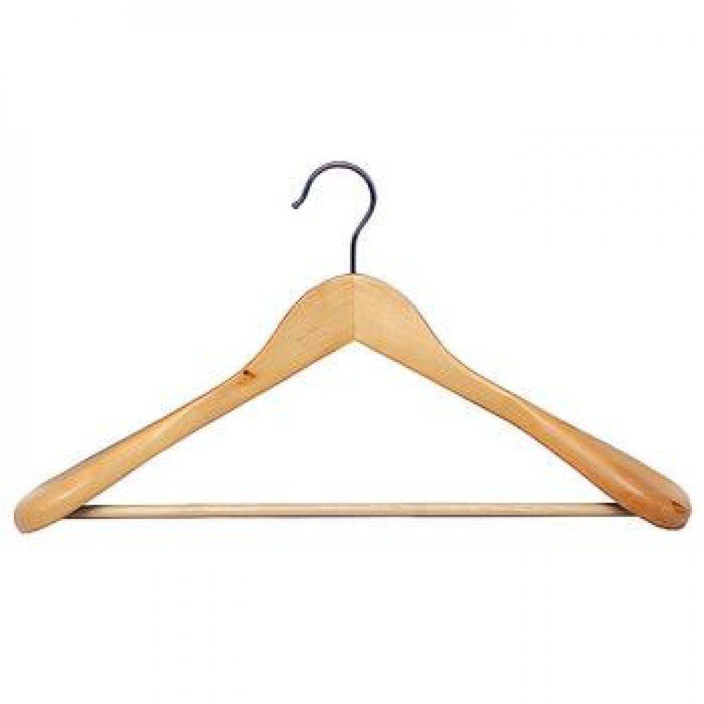 Плечики для тяжёлой одежды Мій Дім с перекладиной 45 х 5 см