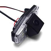 Штатная камера заднего вида Lesko для марок Honda Accord, Pilot автомобильная, фото 3