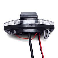 Штатная камера заднего вида Lesko для марок Honda Accord, Pilot автомобильная, фото 4