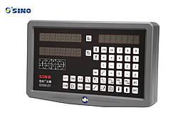 SDS6-3V трехкоординатное устройство цифровой индикации
