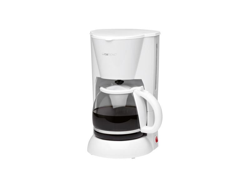 Капельная кофеварка Clatronic KA 3473 (белый)