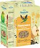 Повноцінний набір харчування Природа для хвилястих папуг (корм,колоски 3 шт, крейда) 938 г