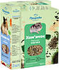 Повноцінний набір харчування Природа для хом'яків (корм, колоски 3 шт, крейда) 938 г