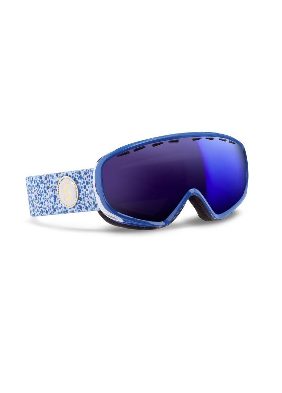Горнолыжные очки  Scott 16,5х9х6,5см Синий