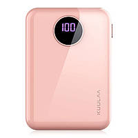 10000 mAh Универсальное зарядное устройство, батарея POWER BANK mini pink