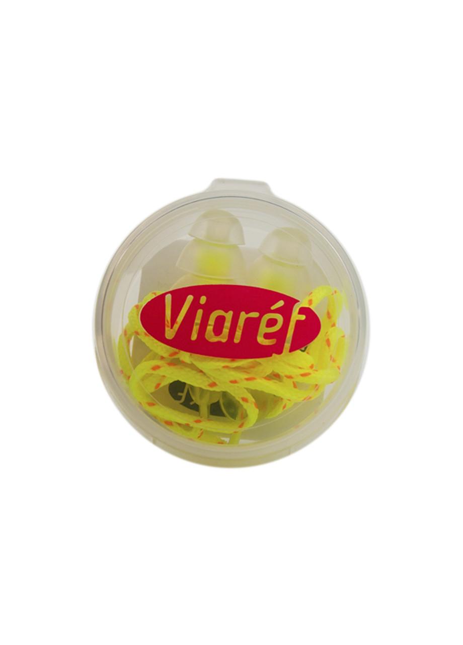 Беруши шумоподавляющие Viaref 3см Желтый
