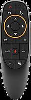 Аэромышь G10S для ТВ, Встроенный микрофон, Обучаемые ИК-кнопки