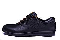 Мужские весенние кроссовки  Ecco infinity натуральная кожа (реплика)