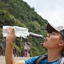 Туристический фильтр для очистки воды. Water Filter Staraw 0.1 микрон (Портативный), фото 8