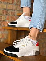 Жіночі кросівки Puma Cali, Репліка, фото 1