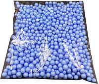 Сиреневые пенопластовые шарики для слаймов – 2000 штук, для создания кранч слаймов (crunchy slime), фото 1