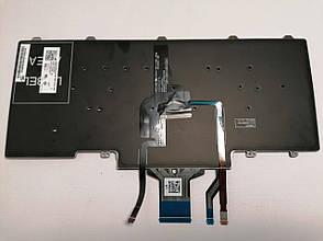 Клавиатура для Dell Latitude 14 5000 7000 Series E5450 E5470 E5480 5490 E5491 5495 E7450 7470 E7480 7490, фото 2