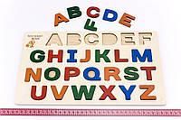 Дошка вкладка Англійський Алфавіт