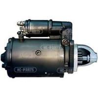 Стартер JCB (Джсб) 4CX, 3CX-4, 818, Fastrac, Massey Ferguson 8280, 8250 1973-, 12 В, 2.8 кВт восстановленный