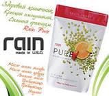 """Rain Pure Рейн Пьюр натуральный пробиотик """"Фруктовый пунш"""" с фруктовым вкусом в стиках ,30 шт в упаковке,США, фото 4"""