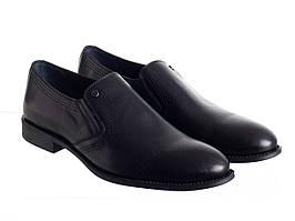 Туфлі Etor 13769-7257 чорні