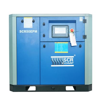 Компресор SCR 60 EРМ (45 кВт, 2.0 - 9.4 м3/хв) прямий привід, частотник, двигун на постійних магнітах, фото 2