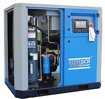 Компресор SCR 60 EРМ (45 кВт, 2.0 - 9.4 м3/хв) прямий привід, частотник, двигун на постійних магнітах, фото 3