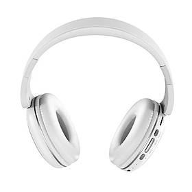 Наушники MP3 Hoco W23 Bluetooth Black Белый