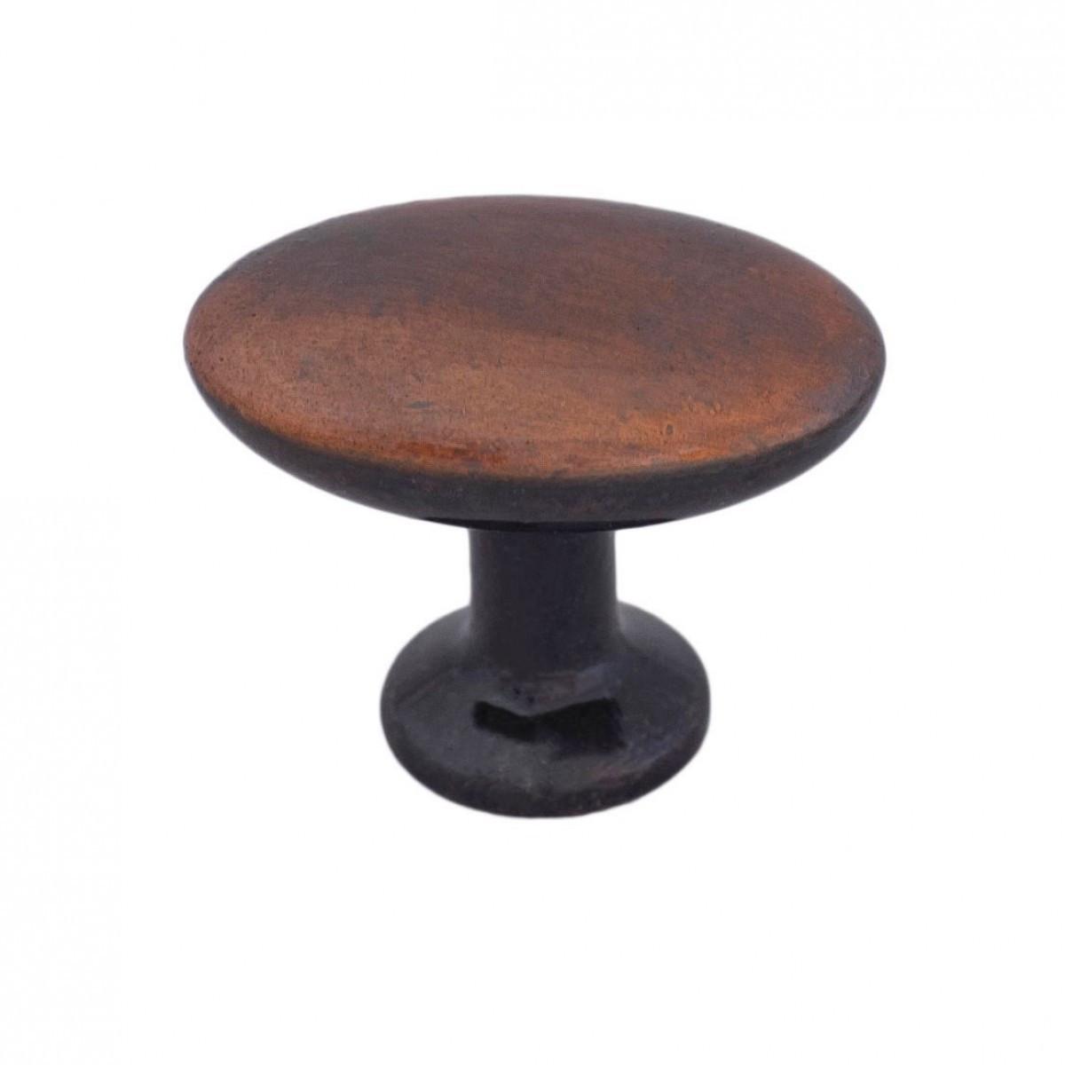 Ручка мебельная Ozkardesler 6054-09 SOMUN DUGME Медь
