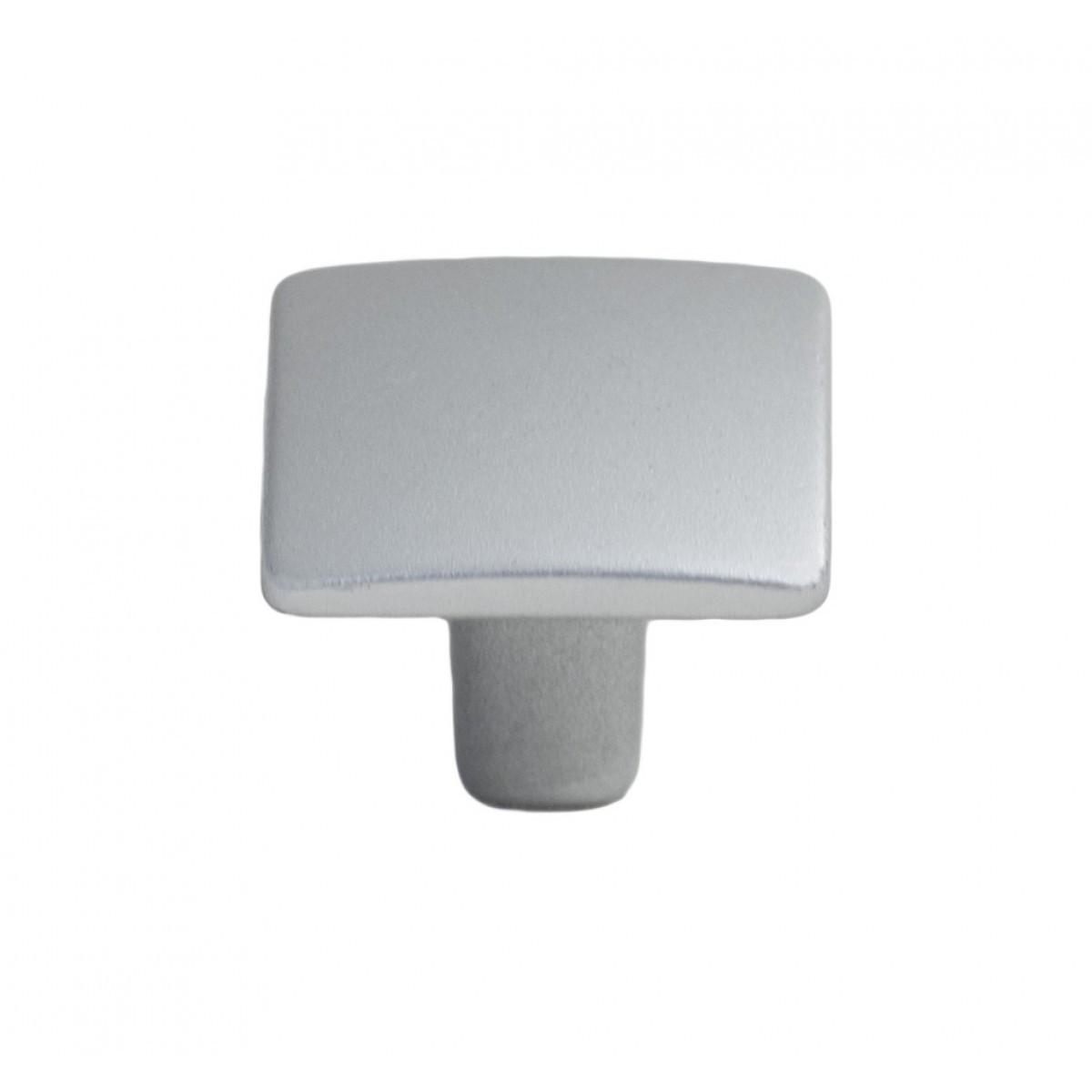 Ручка мебельная Ozkardesler 6061-03 BERRAK DUGME Матовый хром