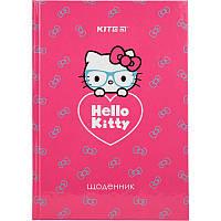 "Щоденник шк. B5 ""Kite"" №HK20-262-2 Hello Kitty-2 тв.обкл.(20)"