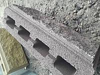 Блок рваный (колотый)камень *серый*, фото 1