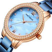 Mini Focus MF0226L.04 Blue-Gold Diamonds, фото 1