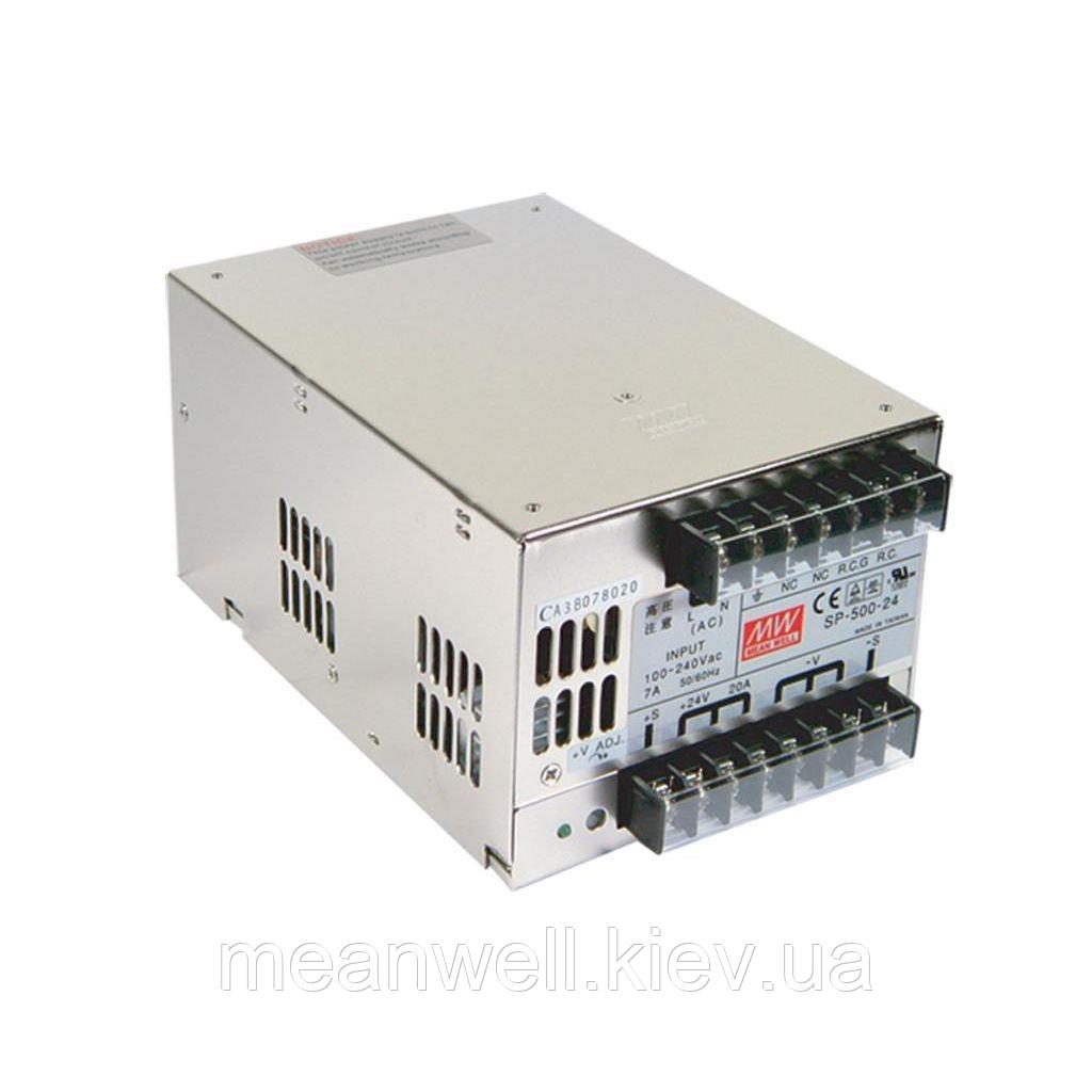 SP-500-48 Блок питания Mean Well 480 вт, 48в, 10А
