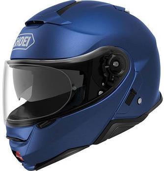 Мотошлем SHOEI NEOTEC 2 blue matt