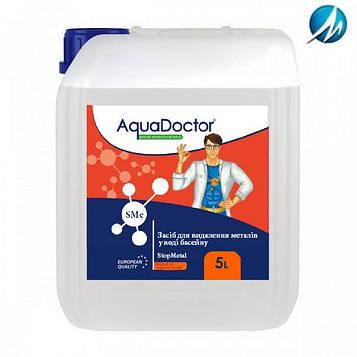Средство для удаления металлов AquaDoctor SMe StopMetal, 5 л