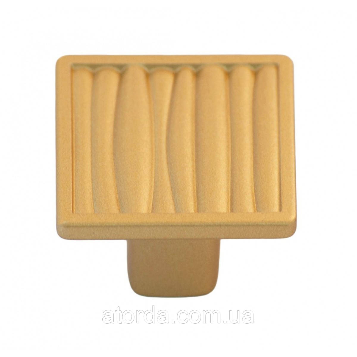 Ручка мебельная Ozkardesler KUMSAL DUGME 6100-04 Матовое Золото