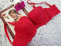 Бюстгальтер Diorella 65040  75D 75D 85D 85D красный