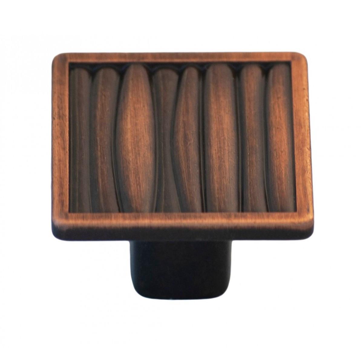 Ручка мебельная Ozkardesler KUMSAL DUGME 6100-09 Медь