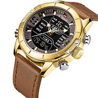 Naviforce NF9153L Light Brown-Gold, фото 1