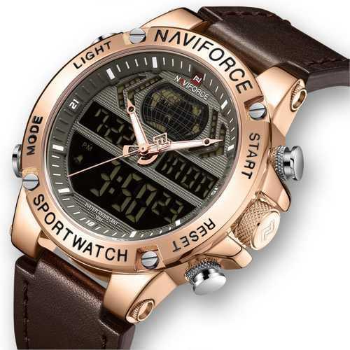 Naviforce NF9164 Cuprum-Brown