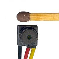Видеокамера CVBS миниатюрная безкорпусная 5х5 мм BOBLOV M5, 800 ТВЛ, 3,3-5/12 В, для квадрокоптеров и DVR