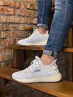 Мужские кроссовки Adidas Yeezy 350 , Реплика, фото 1