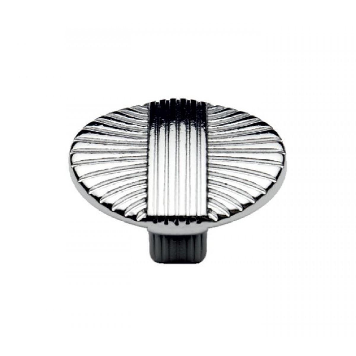 Ручка мебельная Ozkardesler SIRMA DUGME 6066-06 Хром