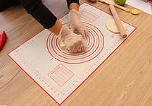 Силіконовий килимок армований 40*50 см